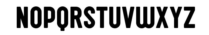 Sugo Font UPPERCASE