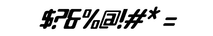 Sujeta Italic Font OTHER CHARS