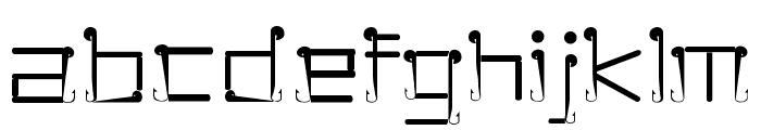 Sukolilo Typeface Regular Font LOWERCASE