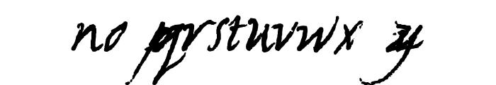 Sulatko Font LOWERCASE