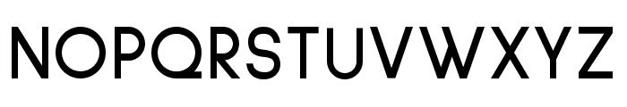 Sulphur Point Bold Font UPPERCASE