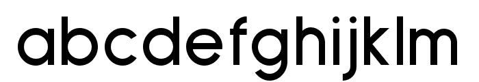 Sulphur Point Bold Font LOWERCASE
