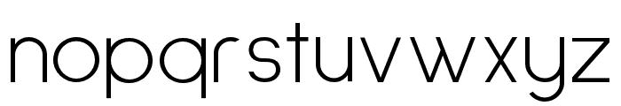 Sulphur Point Light Font LOWERCASE