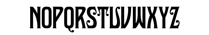 Sultan Cafe Decor PERSONAL USE Font LOWERCASE