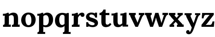Sumana Bold Font LOWERCASE
