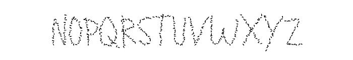 SummerWatermelon Font UPPERCASE