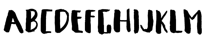 Summeron Font LOWERCASE