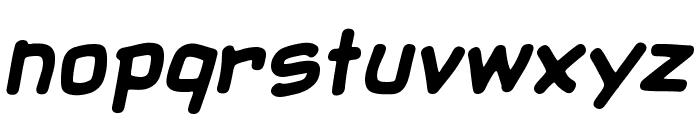 SundayComics BB Bold Font LOWERCASE