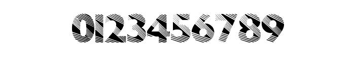 SunriseDisco Font OTHER CHARS