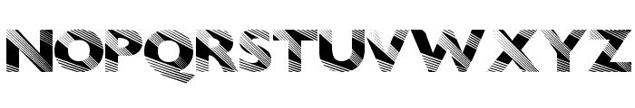 SunriseDisco Font UPPERCASE
