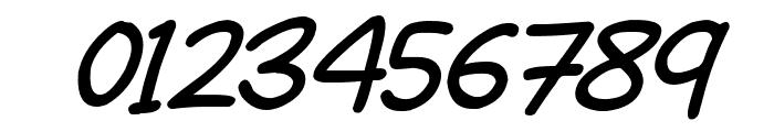 Sunshiny Italic Font OTHER CHARS