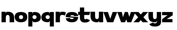 Super Comic Font LOWERCASE