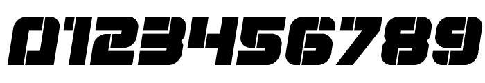 Super Submarine Semi-Italic Font OTHER CHARS