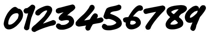 Super Tasty Font OTHER CHARS