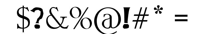 Super Wumpa Font OTHER CHARS