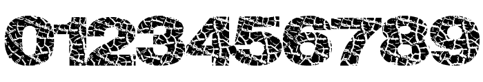 SuperCracks Font OTHER CHARS