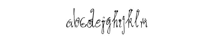 SuperDog1 Font LOWERCASE