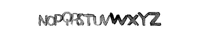 SuperFade Font UPPERCASE