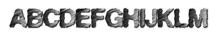 SuperFreak Font UPPERCASE
