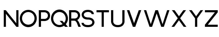 SuperRad-Regular Font UPPERCASE