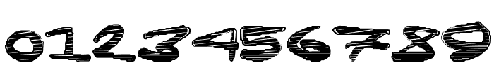 SuperRocket Font OTHER CHARS