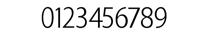 SuperSansCond Light Font OTHER CHARS
