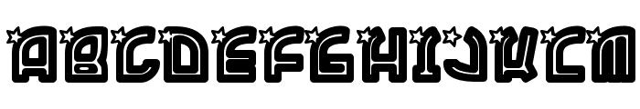 SuperTrooper Font UPPERCASE