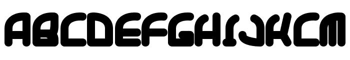 SuperTrooper Font LOWERCASE