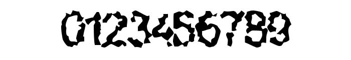 Superbeast Font OTHER CHARS