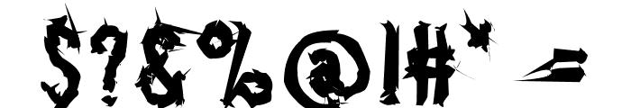 Supercaligrafilisticexpialidoc Font OTHER CHARS