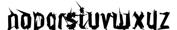Supercaligrafilisticexpialidoc Font LOWERCASE