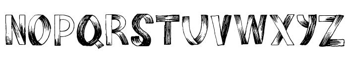 SuperpoZ Font UPPERCASE