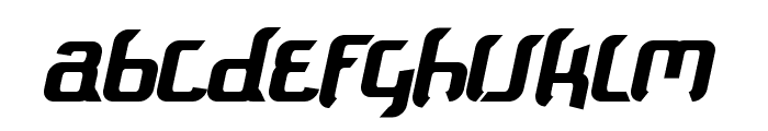 Supersoulfighter Font UPPERCASE
