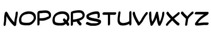 Suplexmentary Comic NC Font UPPERCASE