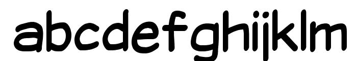 Suplexmentary Comic NC Font LOWERCASE