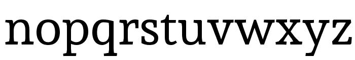 Sura Font LOWERCASE