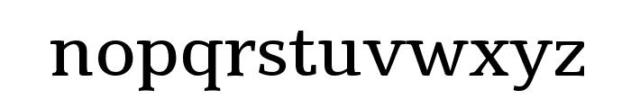 Suravaram Font LOWERCASE