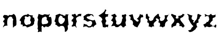 Surf Punx Font LOWERCASE