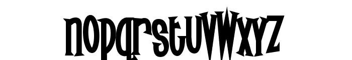 Surf Safari Font LOWERCASE