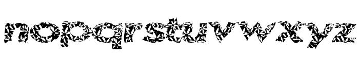 SurfShack Font LOWERCASE