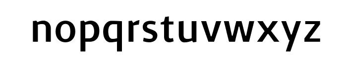Surface Medium Font LOWERCASE
