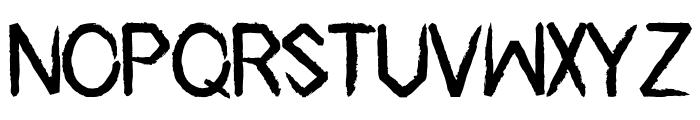 Surfbreaks Font LOWERCASE