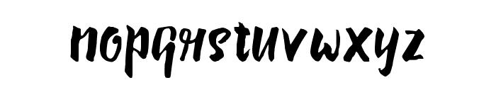 Susan Font LOWERCASE