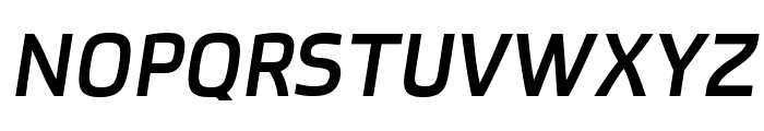 superficial-bolditalic Font UPPERCASE