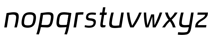 superficialbookitalic Font LOWERCASE