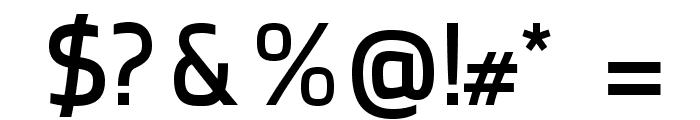 superficialmedium Font OTHER CHARS