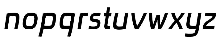 superficialmediumitalic Font LOWERCASE