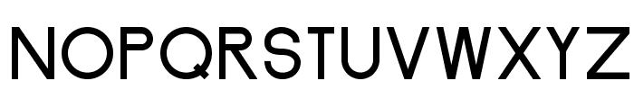 surrounding__ bold Font UPPERCASE