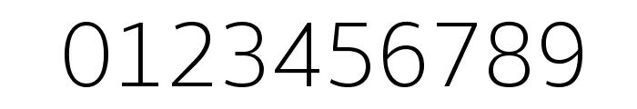 SukhumvitSet-Thin Font OTHER CHARS