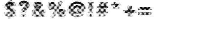 Subliminal BF Regular Font OTHER CHARS